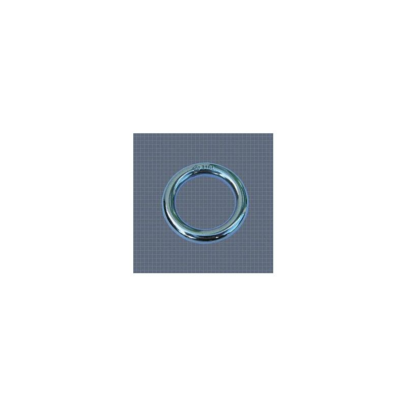 ANILLA INOX 2000 KG  5 X 21,5 MM WICHARD
