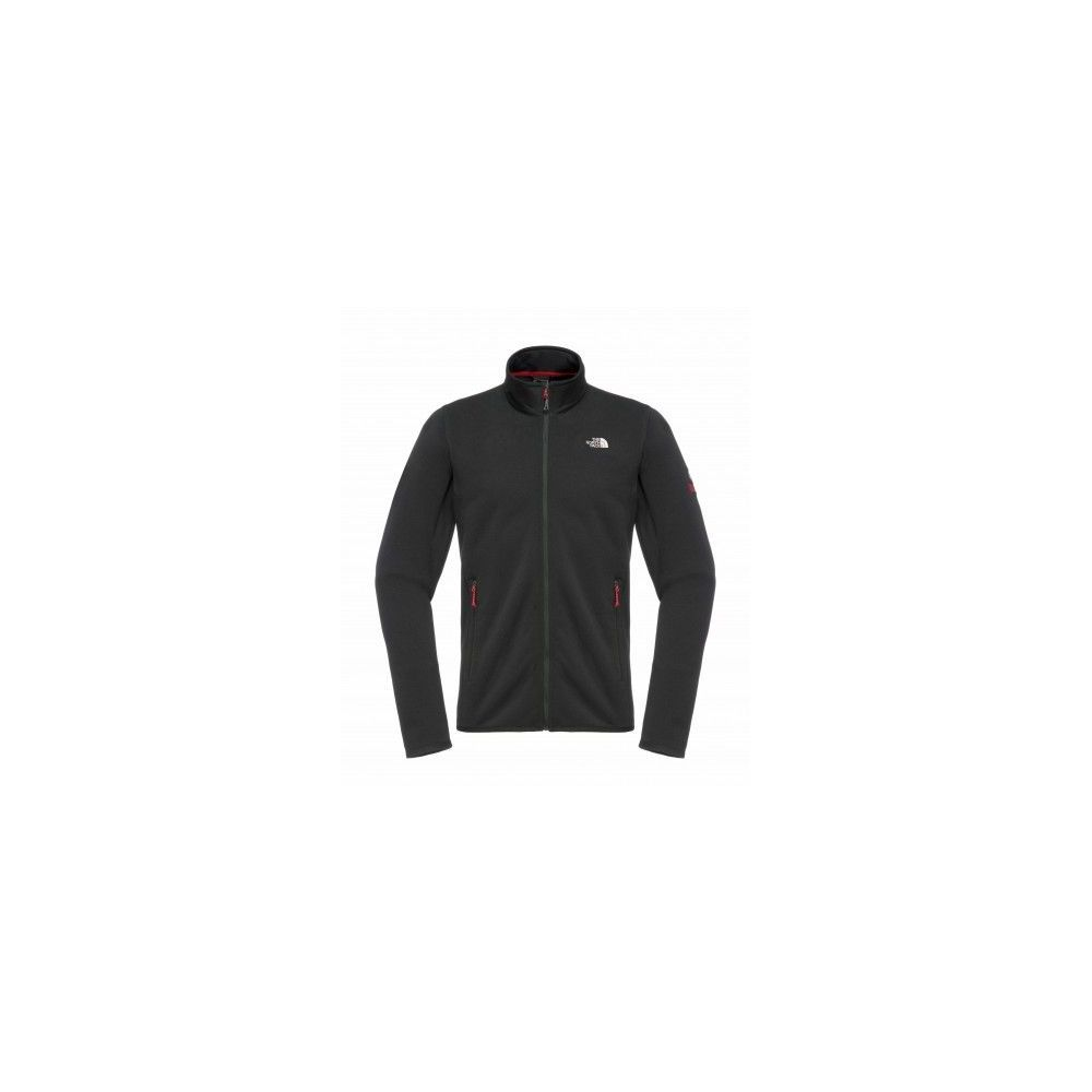 Chaqueta North Forro Power Flux Facevertical The Polar wk0OnN8PX