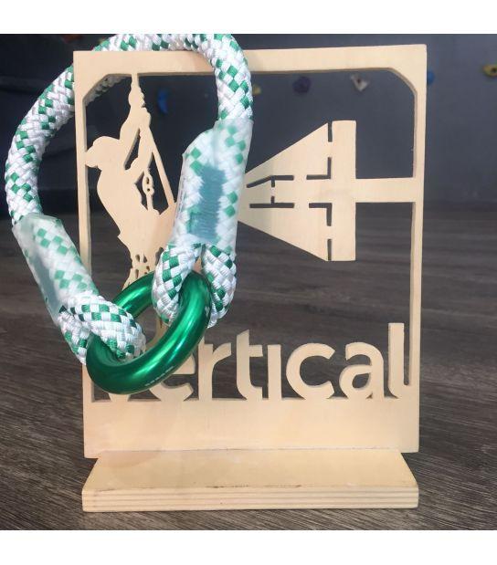 Aro de cuerda Equaliza con anilla.