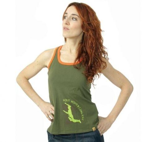 Camiseta Fresh Green Charko
