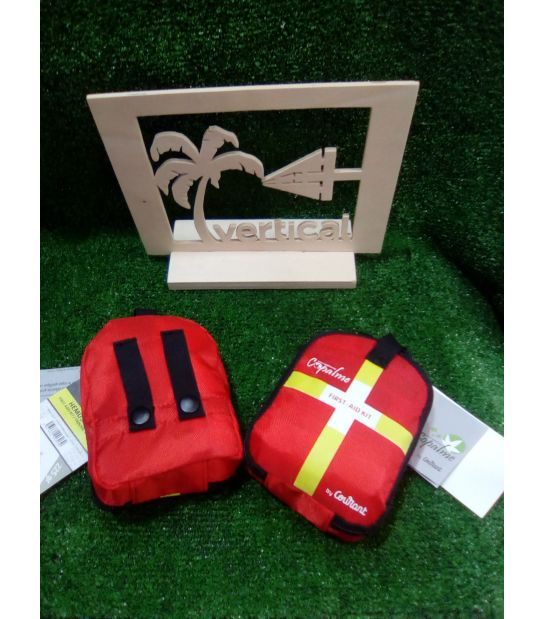 BOTIQUIN HEMOSAFETY FIRST-AID KIT COURANT