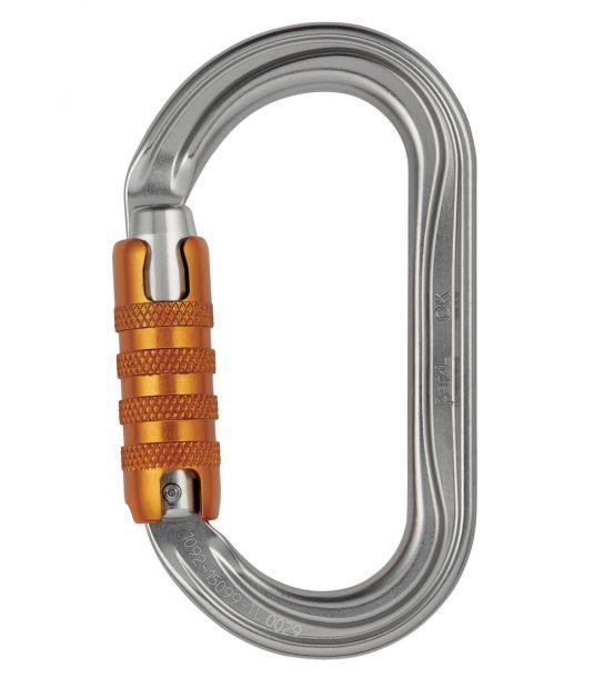 Mosqueton OK Triact-Lock Petzl
