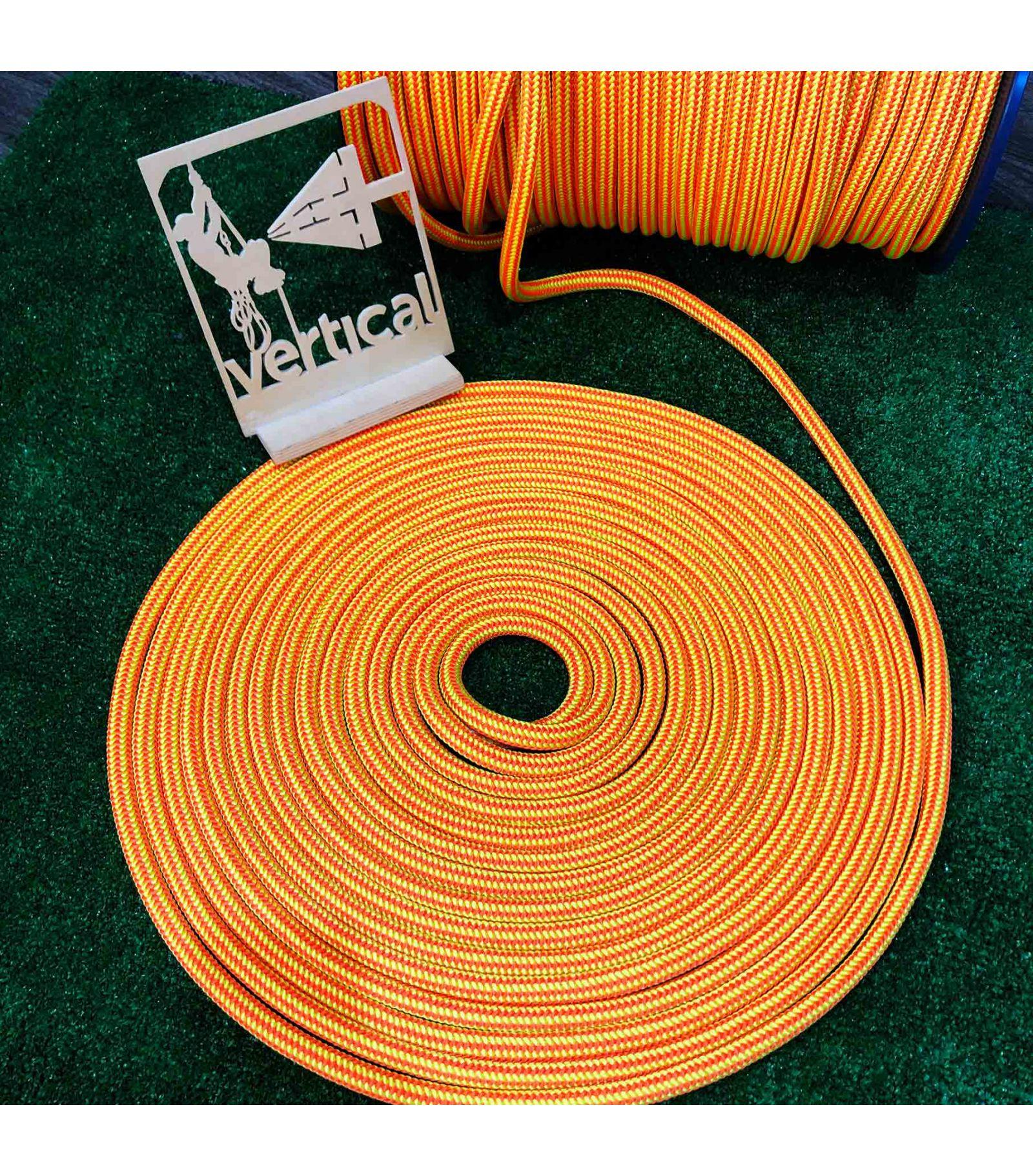 Cuerda timber evo 11 5m amarillo naranja tendon - Amarillo naranja ...