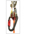 Dispositivo Rope Wrench + doble tether