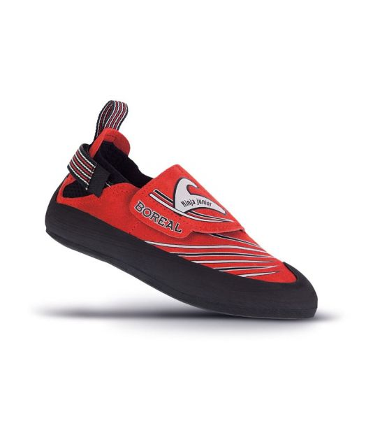 PIES DE GATO NINJA JUNIOR RED BOREAL
