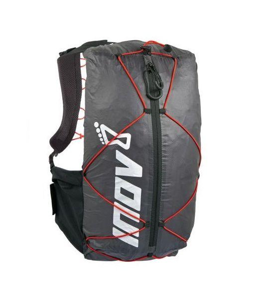 INOV 8 MOCHILA RACE EXTREM 10L BLACK/RED