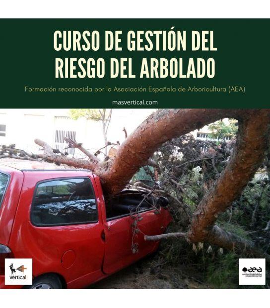 CURSO DE GESTIÓN DEL RIESGO DEL ARBOLADO