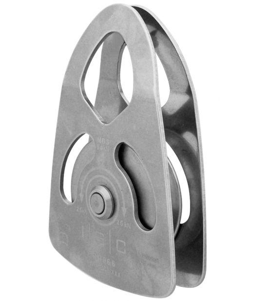 Polea Acero Grande 16mm 50kN ISC