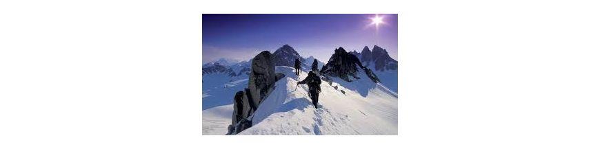 Alpinismo y Hielo
